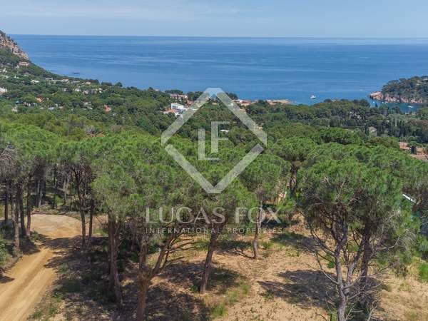 2,883m² Plot for sale in Aiguablava, Costa Brava