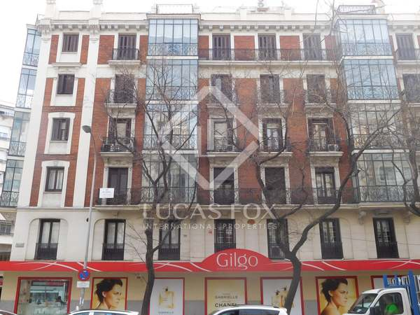 180m² apartment for sale in Trafalgar Madrid