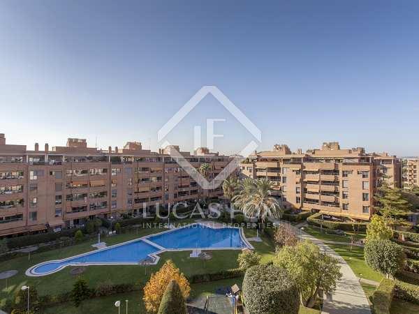 Penthouse van 164m² te koop met 140m² terras in Palacio de Congresos