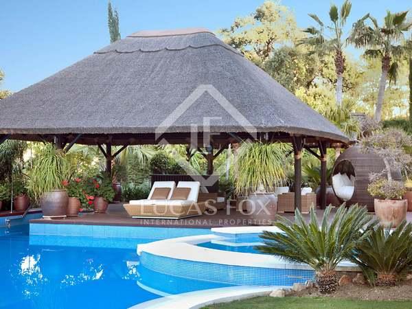 Unique 5-bedroom villa for sale in La Zagaleta, Marbella