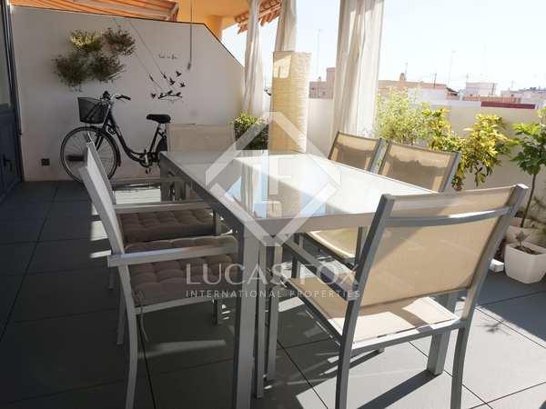 83m² Penthouse with 22m² terrace for sale in Playa de la Malvarrosa