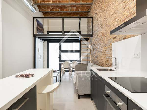 54m² Loft for sale in Sant Antoni, Barcelona