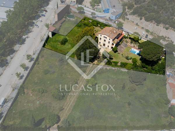2,400m² Plot for sale in Arenys de Munt, Barcelona