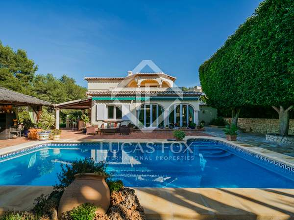 huis / villa van 425m² te koop in Jávea, Costa Blanca