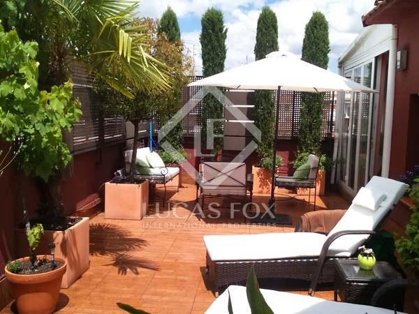 156m² Dachwohnung mit 69m² terrasse zum Verkauf in Hispanoamérica