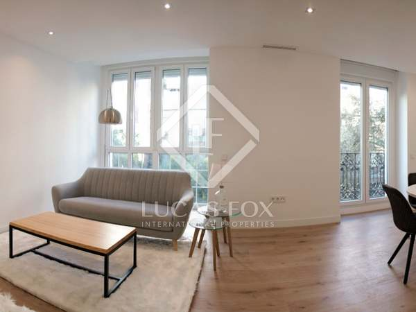 170 m² apartment for sale in Goya, Madrid