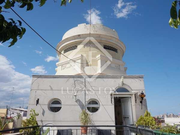 Ático de 73m² con terraza de 60m² en venta en Sant Francesc