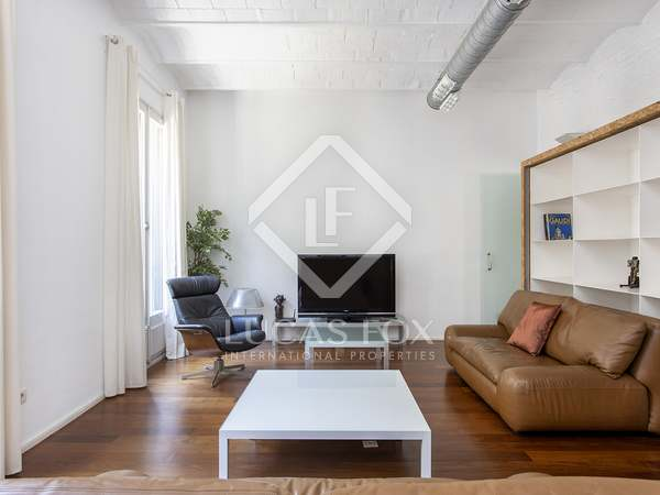 90m² Apartment for rent in Gótico, Barcelona