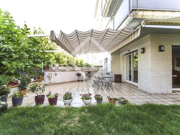 Piso con 98 m² de jardín en venta en Vilanova i la Geltrú