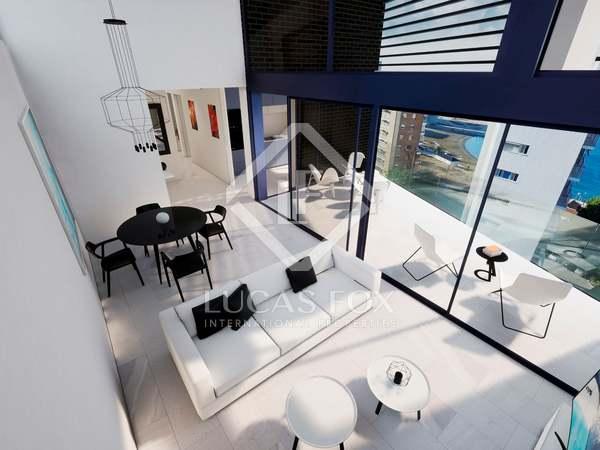 Appartement van 121m² te koop met 44m² terras in Playa San Juan