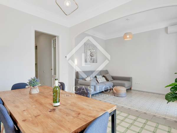 Apartmento de 138m² à venda em Eixample Right, Barcelona