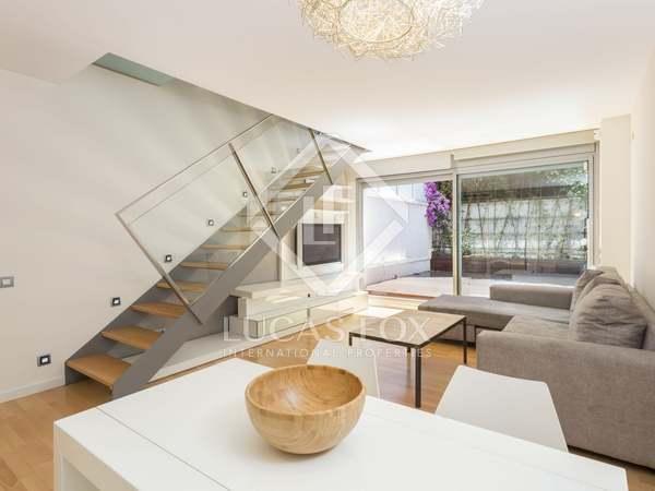 Appartement van 65m² te koop met 17m² terras in Eixample Rechts