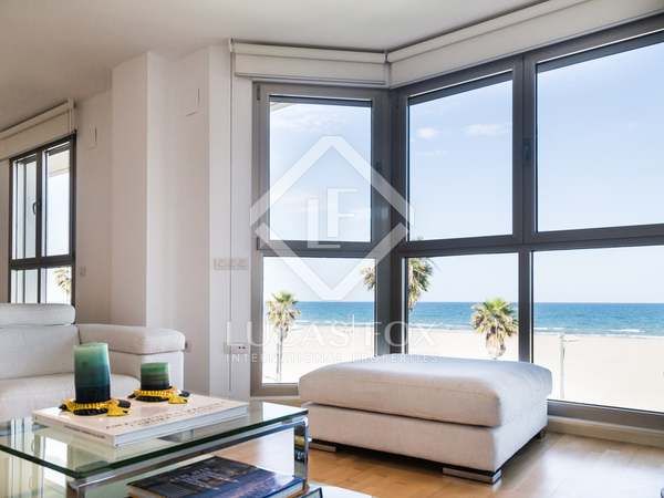 Fantastic Playa Patacona apartment for rent, Valencia Coast