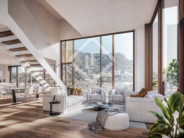 212m² Wohnung mit 40m² terrasse zum Verkauf in Escaldes