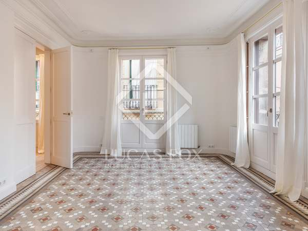 89m² apartment for sale in the Gothic Quarter, Barcelona