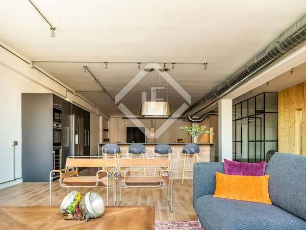 219m² Loft for sale in Poblenou, Barcelona