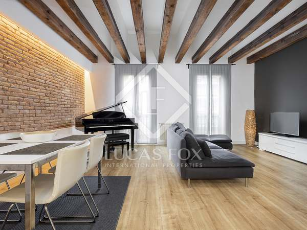 appartement van 92m² te huur in Eixample Rechts, Barcelona