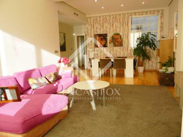 138 m² apartment for rent in Ruzafa, Valencia