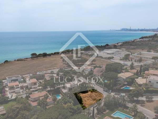 874m² Plot for sale in Alella, Barcelona