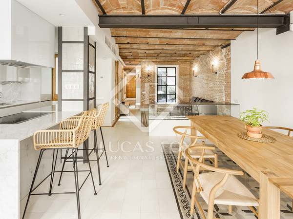 Appartement van 140m² te huur in Gótico, Barcelona