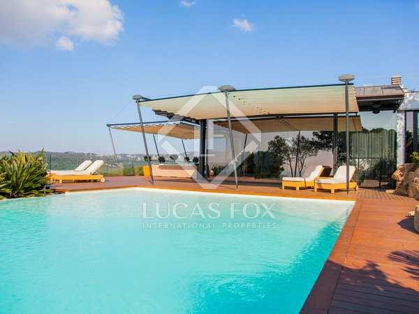 Costa Brava-Designervilla zum Verkauf in Lloret de Mar
