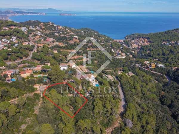 600m² Plot for sale in Sa Riera / Sa Tuna, Costa Brava
