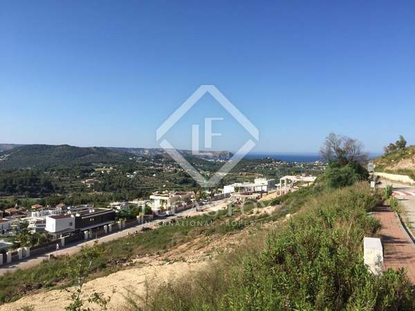 1,045m² Plot for sale in Jávea, Costa Blanca