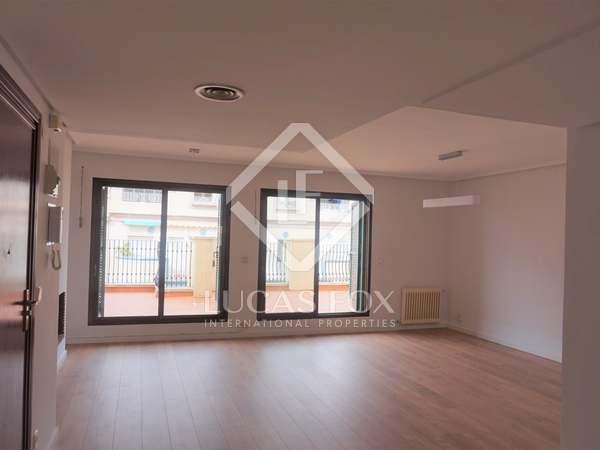 Ático con 50 m² terraza en alquiler en El Pla del Real