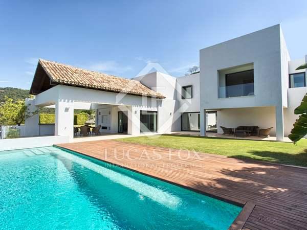 Villa de 412 m² con jardín de 1.200 m² en venta en Benahavís