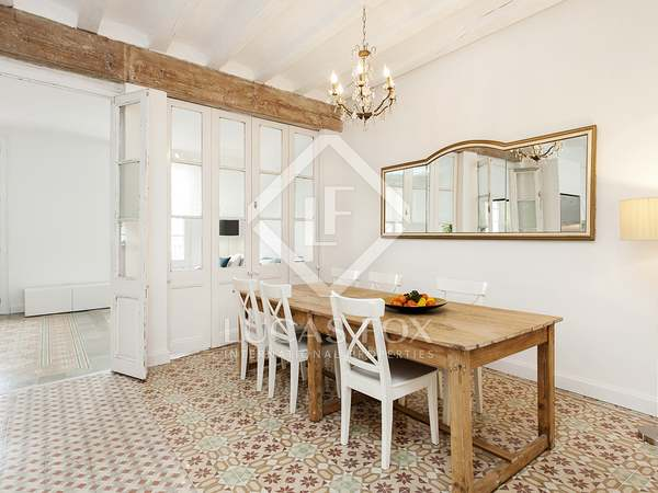 Beautiful, sunny apartment for rent on Calle Mendez Nuñez