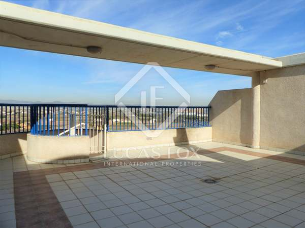 94 m² penthouse with 68 m² terrace for sale in Patacona