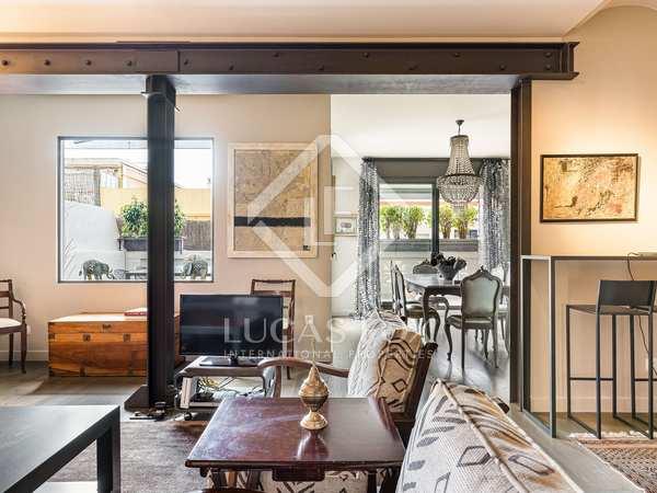 130m² Dachwohnung mit 52m² terrasse zum Verkauf in Sant Gervasi - Galvany