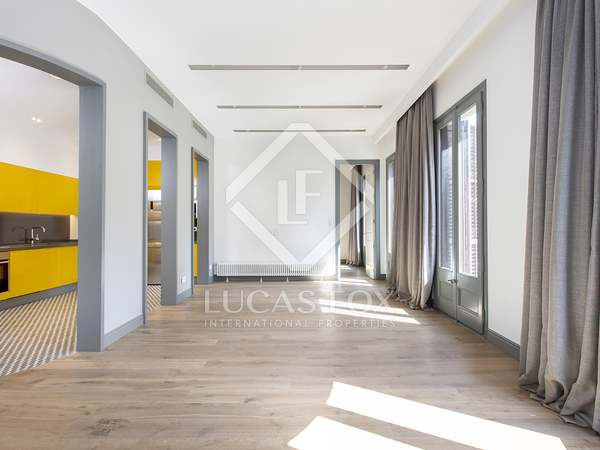 125m² Apartment for rent in Eixample Right, Barcelona