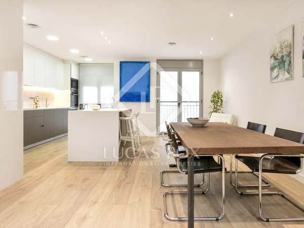 156 m² penthouse for sale in Poblenou, Barcelona