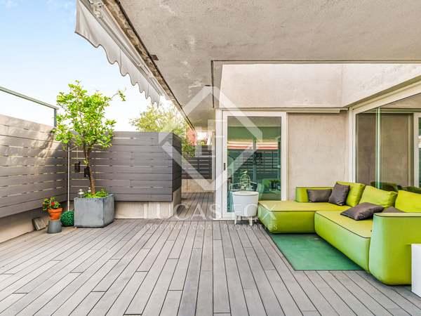 在 Tres Torres, 巴塞罗那 340m² 出售 顶层公寓 包括 115m² 露台