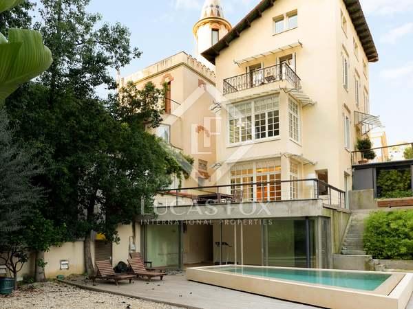 502m² House / Villa with 283m² garden for sale in Sant Gervasi - La Bonanova