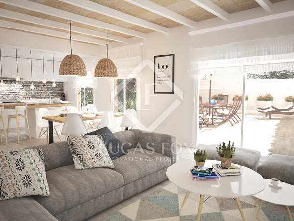 125m² Apartment with 69m² terrace for sale in Maó, Menorca