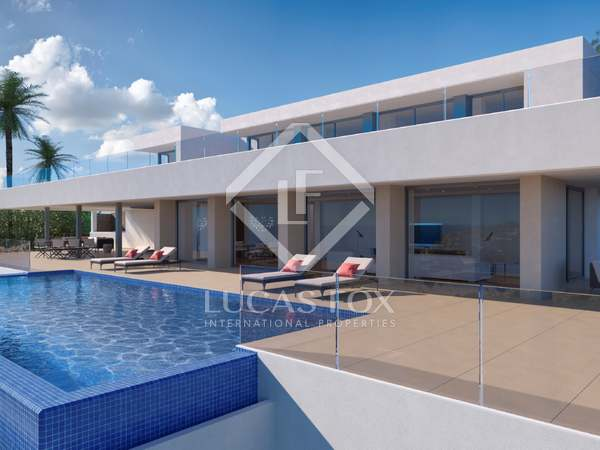 Casa / Villa de 1,147m² con 411m² terraza en venta en Cumbre del Sol