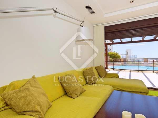 86m² House / Villa with 220m² terrace for sale in Alicante ciudad