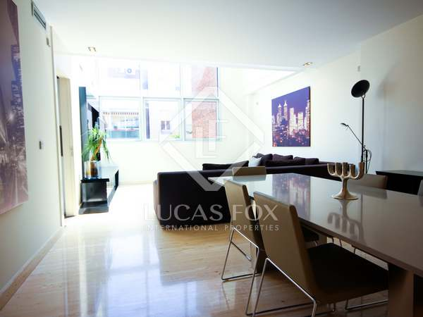 Apartamento de 207m² con terraza, en alquiler en Recoletos