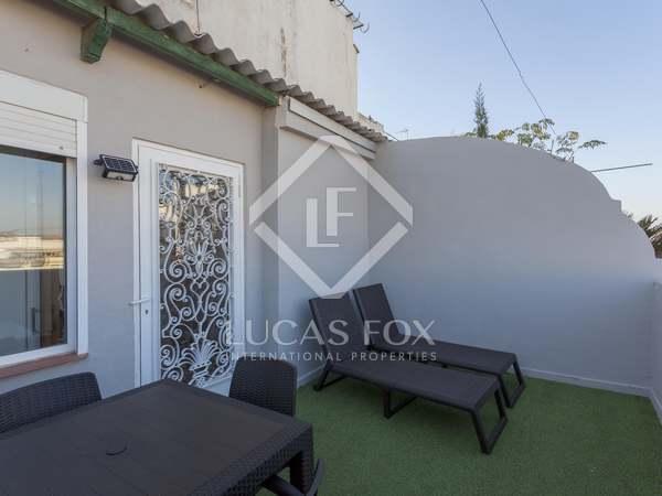 Penthouse van 315m² te koop met 105m² terras in El Pla del Remei