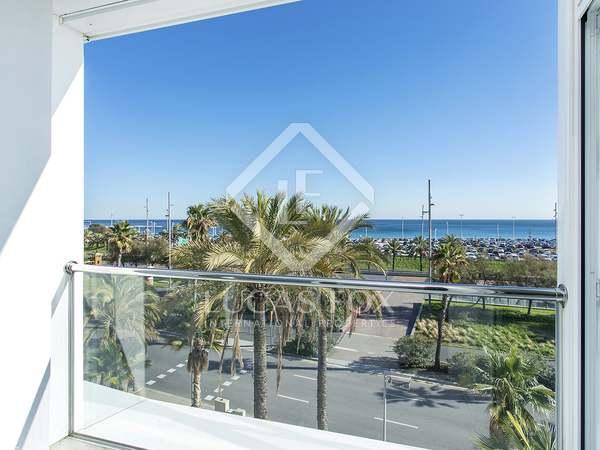 Apartamento de 3 alcobas en venta en Diagonal Mar