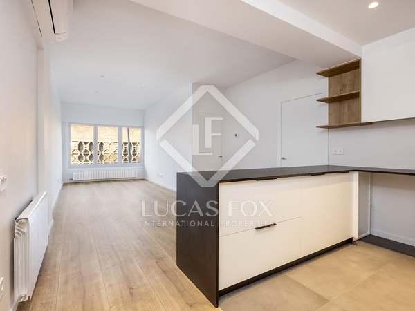 Квартира 70m² аренда в Лес Кортс, Барселона