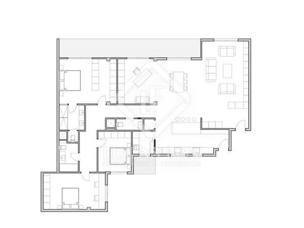 209m² Apartment for sale in Sant Francesc, Valencia