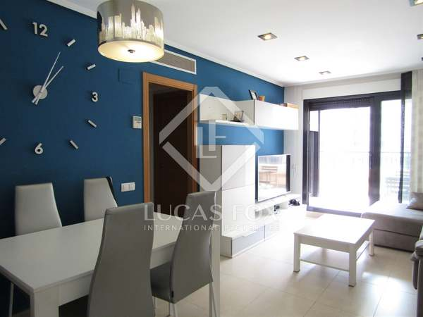 120m² apartment for sale on Patacona beach, Valencia