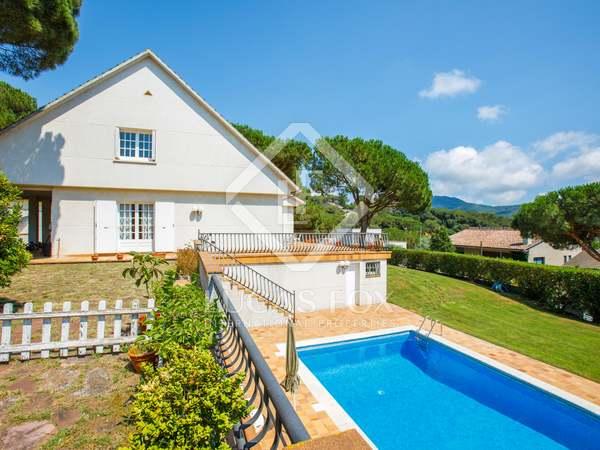 Huis / Villa van 457m² te koop in Vallromanes, Barcelona