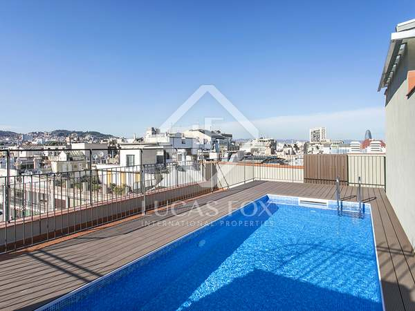 Piso de 106m² en venta en Eixample Derecho, Barcelona