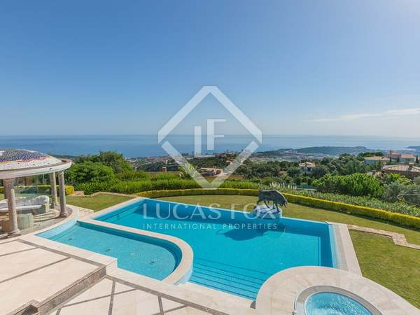 Huis / Villa van 520m² te koop in Platja d'Aro, Costa Brava