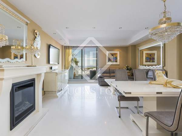 130m² Penthouse with 80m² terrace for sale in Els Cards