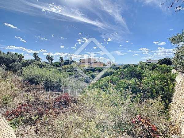 1,000m² plot for sale in Ciudadela, Menorca